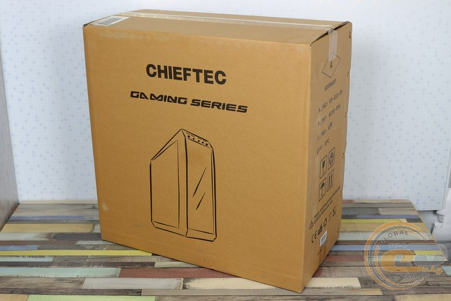 CHIEFTEC GAMING GP-01B-OP