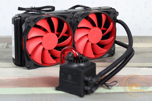 Deepcool CAPTAIN 240