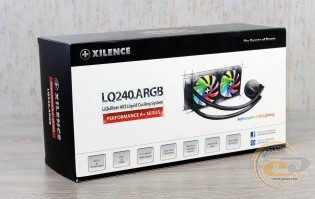 Xilence Performance A+ LiQuRizer LQ240 ARGB LED