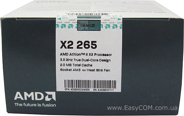 AMD Athlon II X2 265
