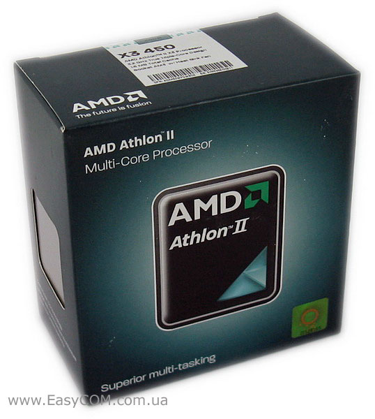 AMD Athlon II X3 450
