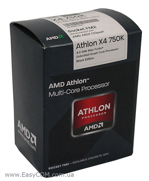 AMD Athlon II x4 750K