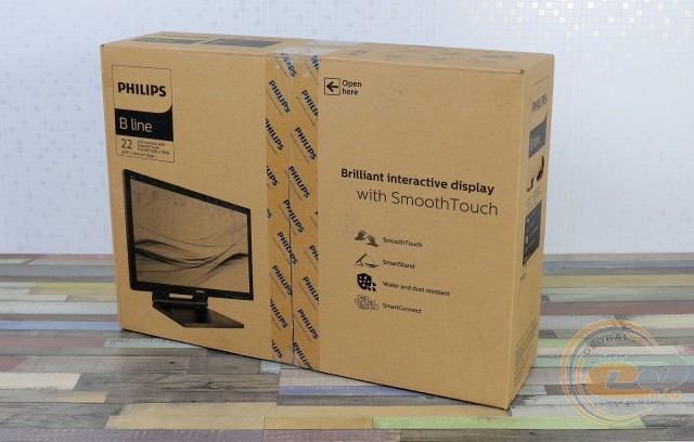 Philips SmoothTouch 222B9T