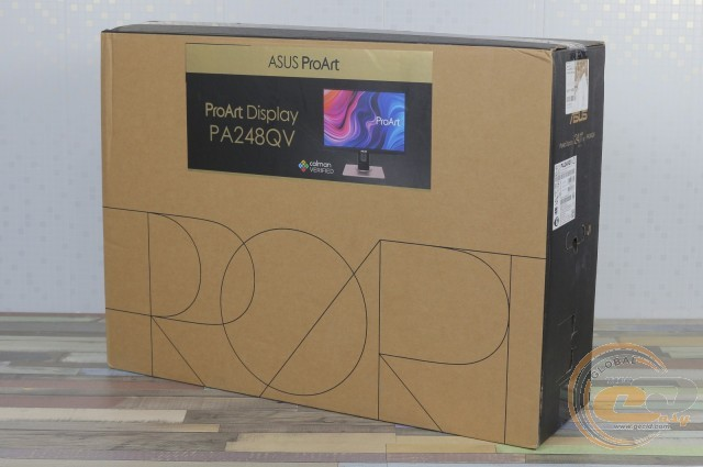 ASUS ProArt Display PA248QV