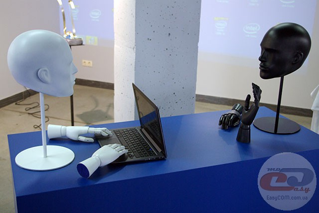 Intel Technological Art Day 2013