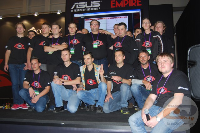 ASUS Open Overclocking Cup 2013