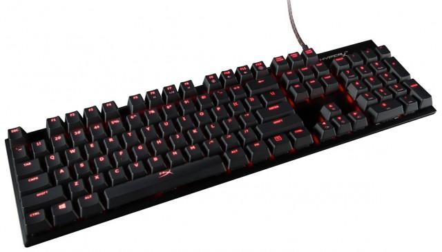 В серпні HyperX представив свою прем єрну модель – наднадійну геймерську  клавіатуру HyperX Alloy FPS на перемикачах Cherry MX Blue 7041dd29991d8