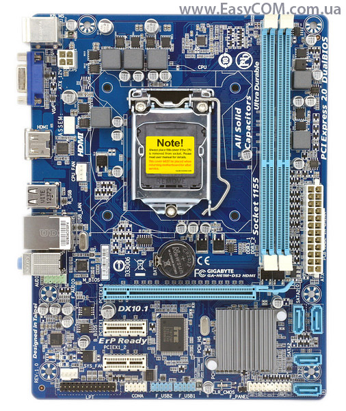 ASRock H61M-DP3/ASM ITE CIR Drivers for Mac Download