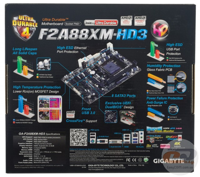 gigabyte ga f2a88xm hd3 manual