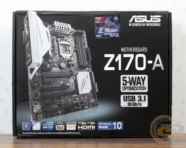 ASUS Z170-A