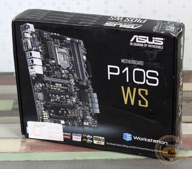 ASUS P10S WS