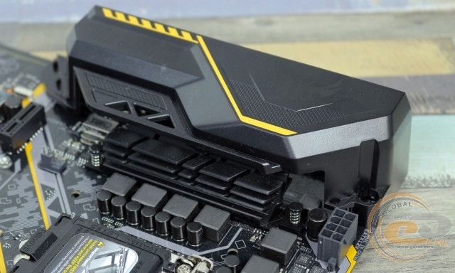 ASUS TUF Z370-PLUS GAMING