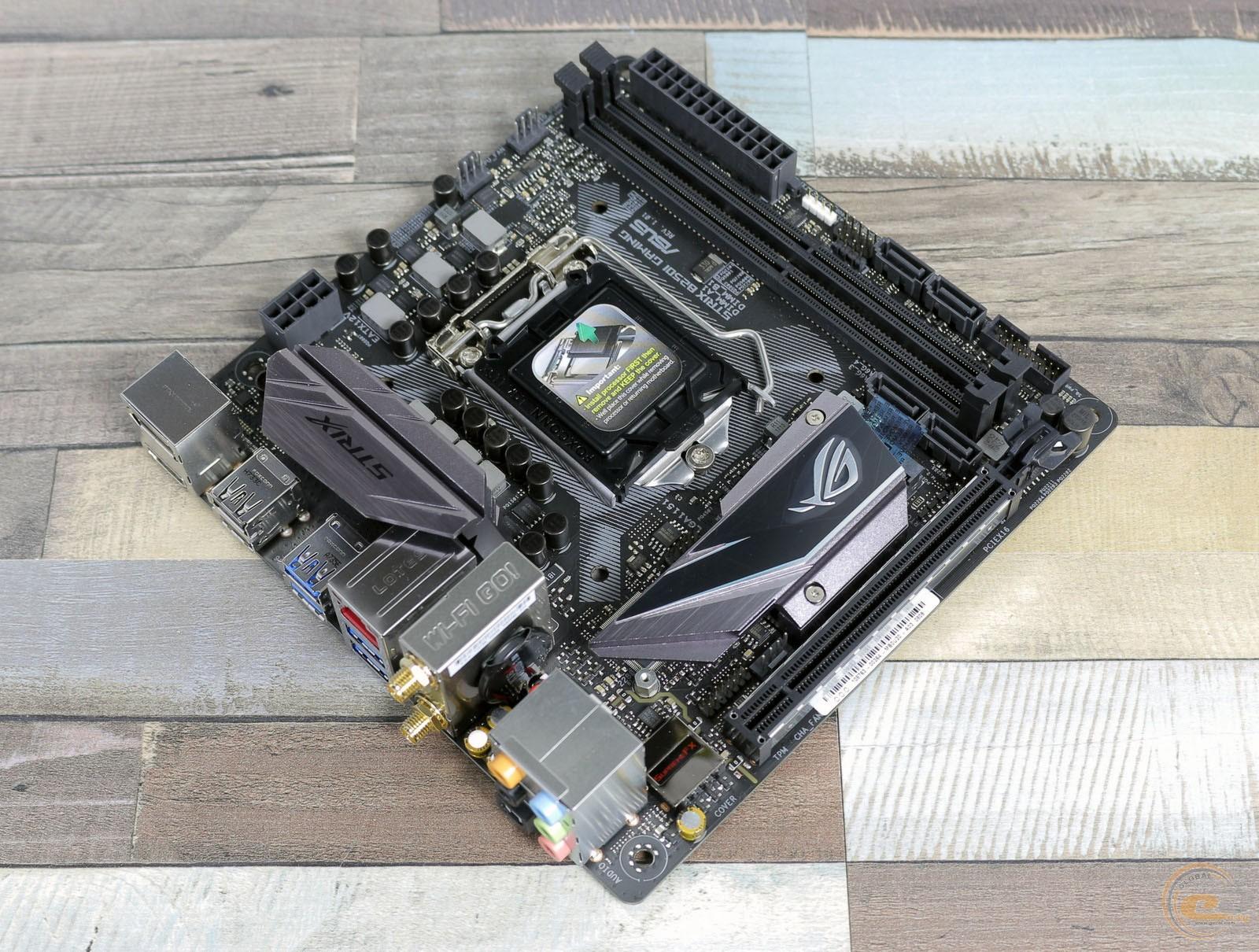 ROG STRIX B250I GAMING