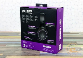 Cooler Master MH650
