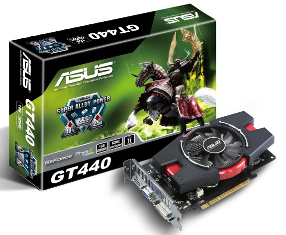 ASUS GeForce GT 440