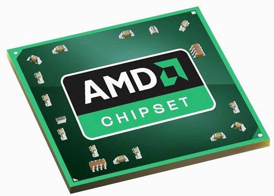какие есть чипсэты amd