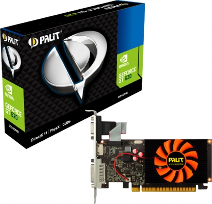 Palit GeForce GT 620