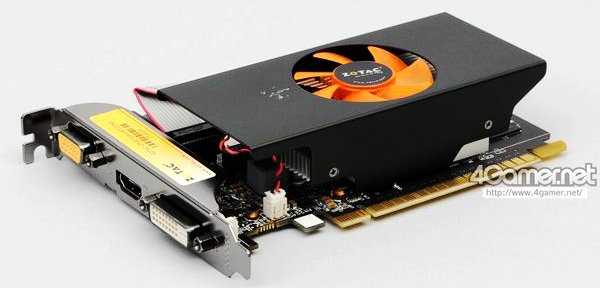 ZOTAC GeForce GT 630 ZONE Edition