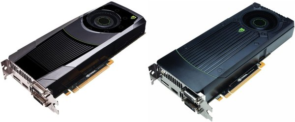 NVIDIA GeForce GTX 600