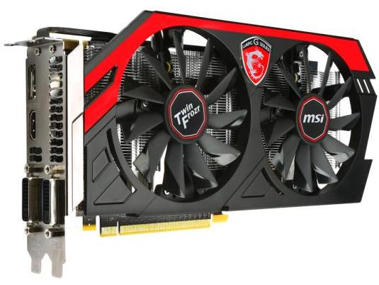 MSI GeForce GTX 660 GAMING