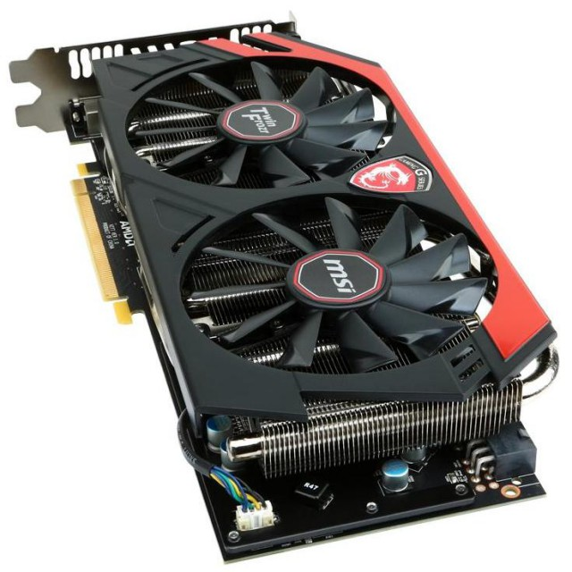 MSI R9 280X GAMING 3G LE