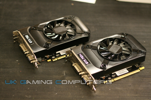 NVIDIA GeForce GTX 750 NVIDIA GeForce GTX 750 Ti