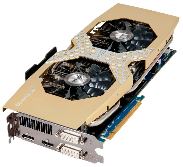HIS R9 290X iPower IceQ X2 Turbo