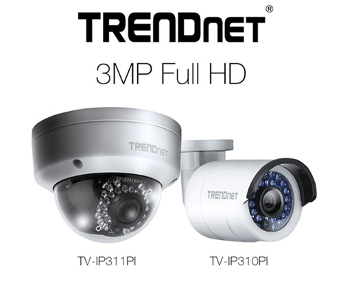 TRENDnet TV-IP311PI TV-IP310PI