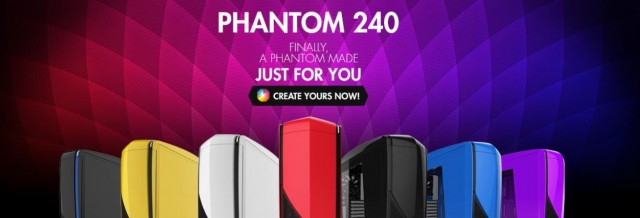 NZXT Phantom 240 Design Competition