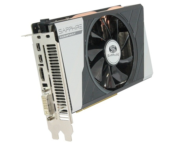 SAPPHIRE R9 285 2GB GDDR5 ITX COMPACT Edition