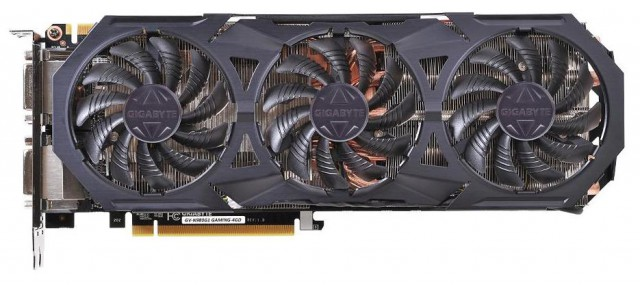 GIGABYTE GeForce GTX 980 G1 GAMING