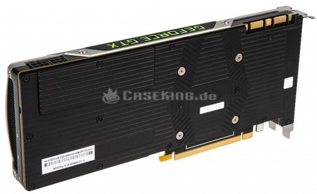 Caseking GeForce GTX 970 Whisper Silent Edition