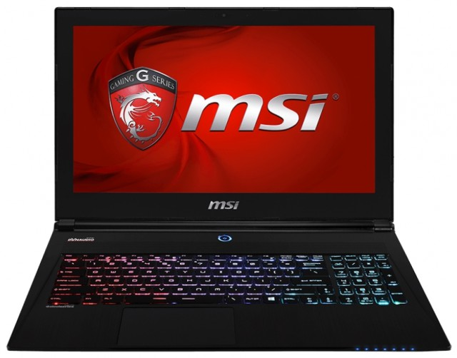 MSI GS60 Ghost Pro