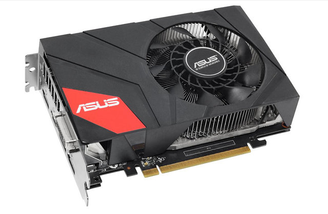ASUS GeForce GTX 960 Mini OC
