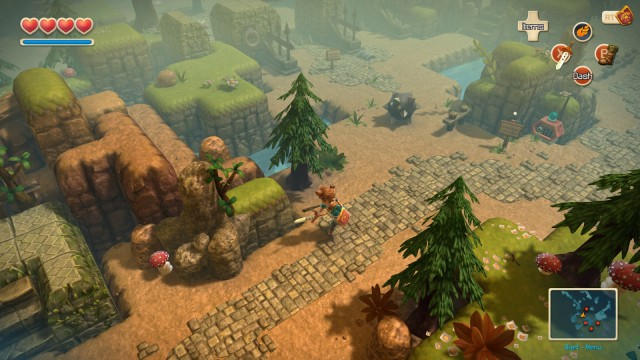 Oceanhorn: Monster of Uncharted Sea