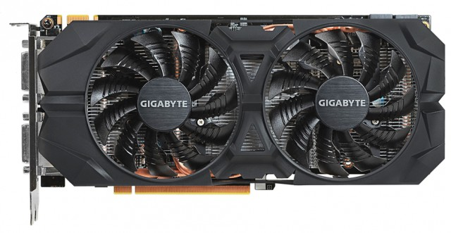 GIGABYTE GeForce GTX 960 WINDFORCE 2X Gaming