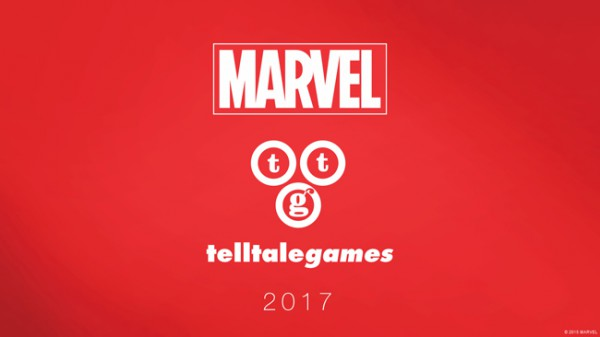 Telltale Games Marvel