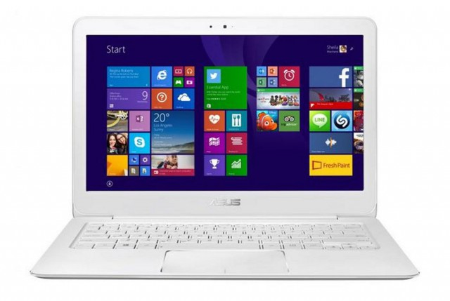 ASUS ZenBook UX305 Crystal White