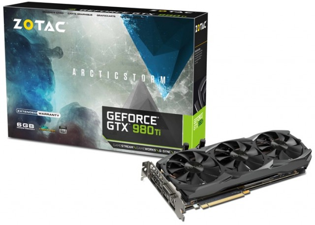 ZOTAC GeForce GTX 980 Ti