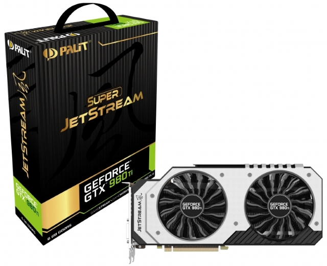 Palit GeForce GTX 980 Ti Super JetStream