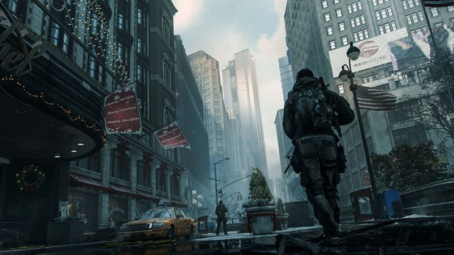 Tom Clancy's the Division: Dark Zone