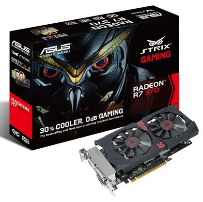 ASUS STRIX-R7370-DC2OC-2GD5-GAMING