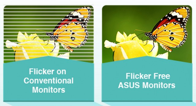 ASUS Eye Care Flicker Free