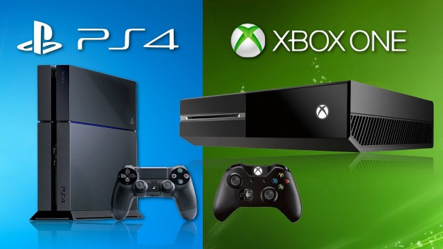 Sony PlayStation 4 Microsoft Xbox One