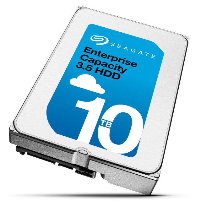 Seagate Enterprise 3.5 Capacity HDD