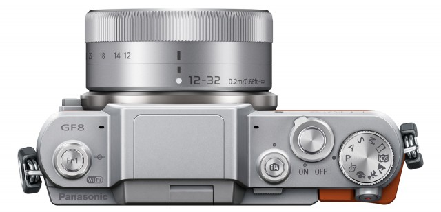 Panasonic Lumix DMC-GF8