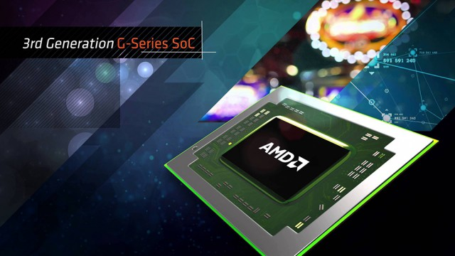 AMD Embedded G-Series