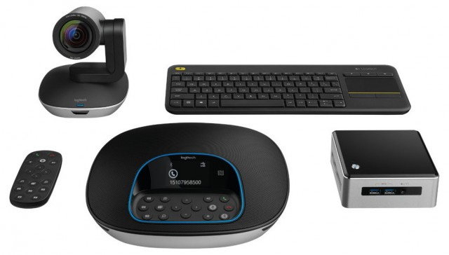 Logitech ConferenceCam Kit