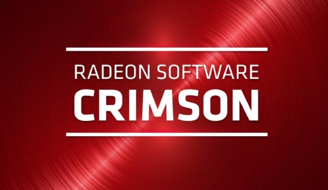 AMD Radeon Software Crimson Edition
