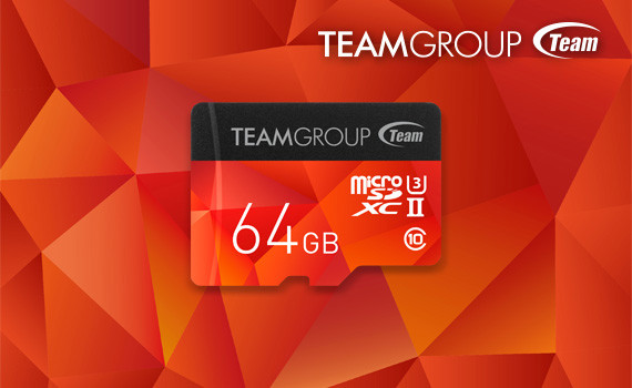 Team Group Xtreem microSDXC UHS-II U3